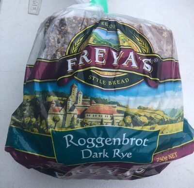 European style bread - Product