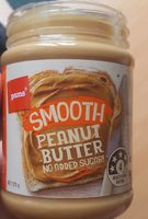 Smooth Peanut Butter - Product - fr