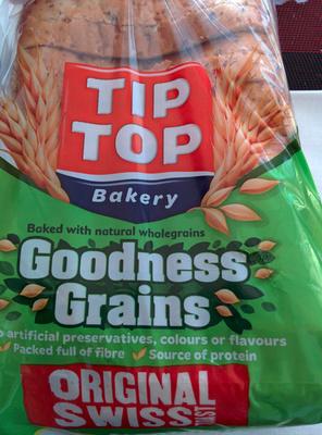 Goodness Grains - Original Swiss Toast - Produit - en
