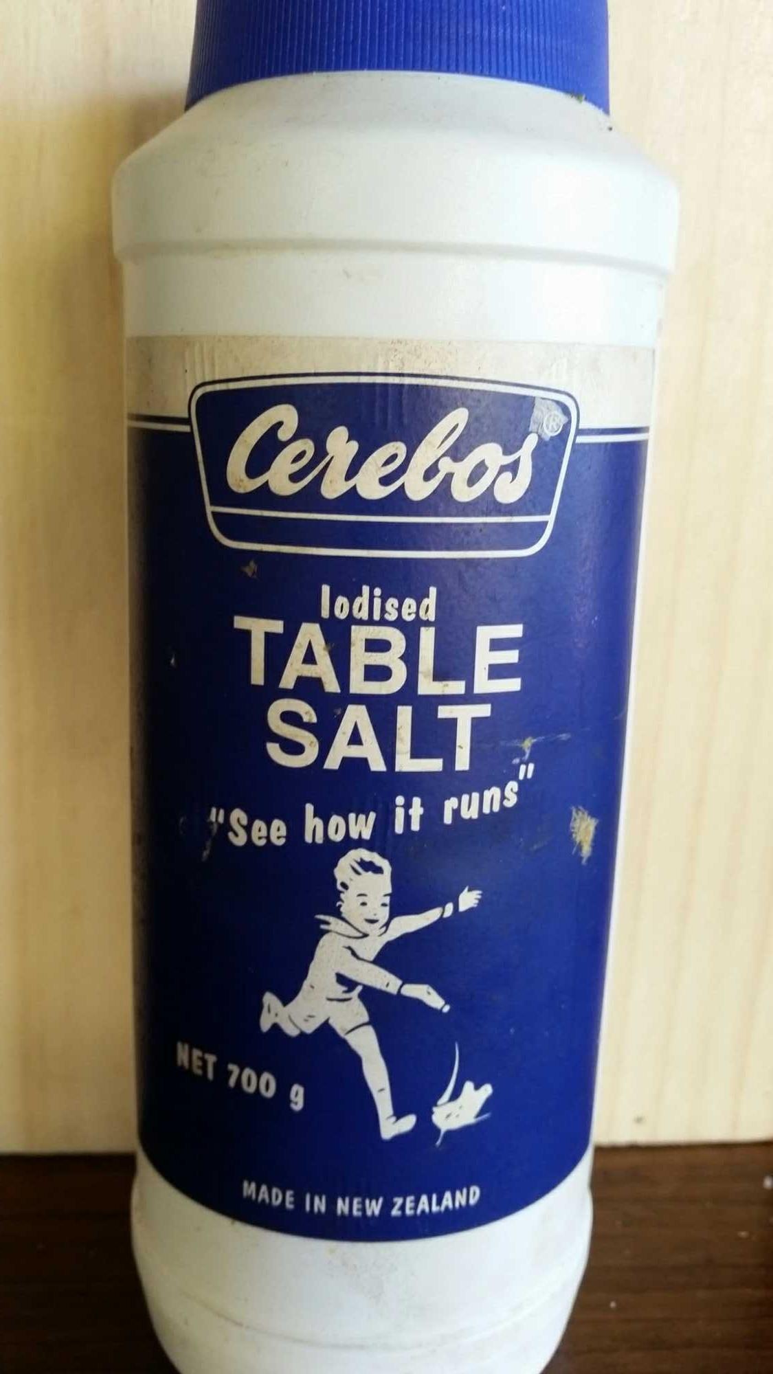 Sel de table - Product