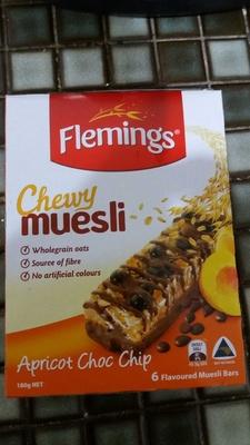 Cherry muesli - Product - en