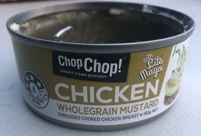 Chicken wholegrain mustard - Product