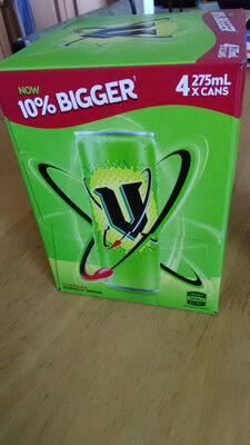 V energy drink - Product - en
