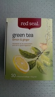 Red Seal Green Tea - Product