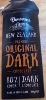 Prenium original dark chocolate - Produit