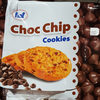Choc Chip Cookies - Product