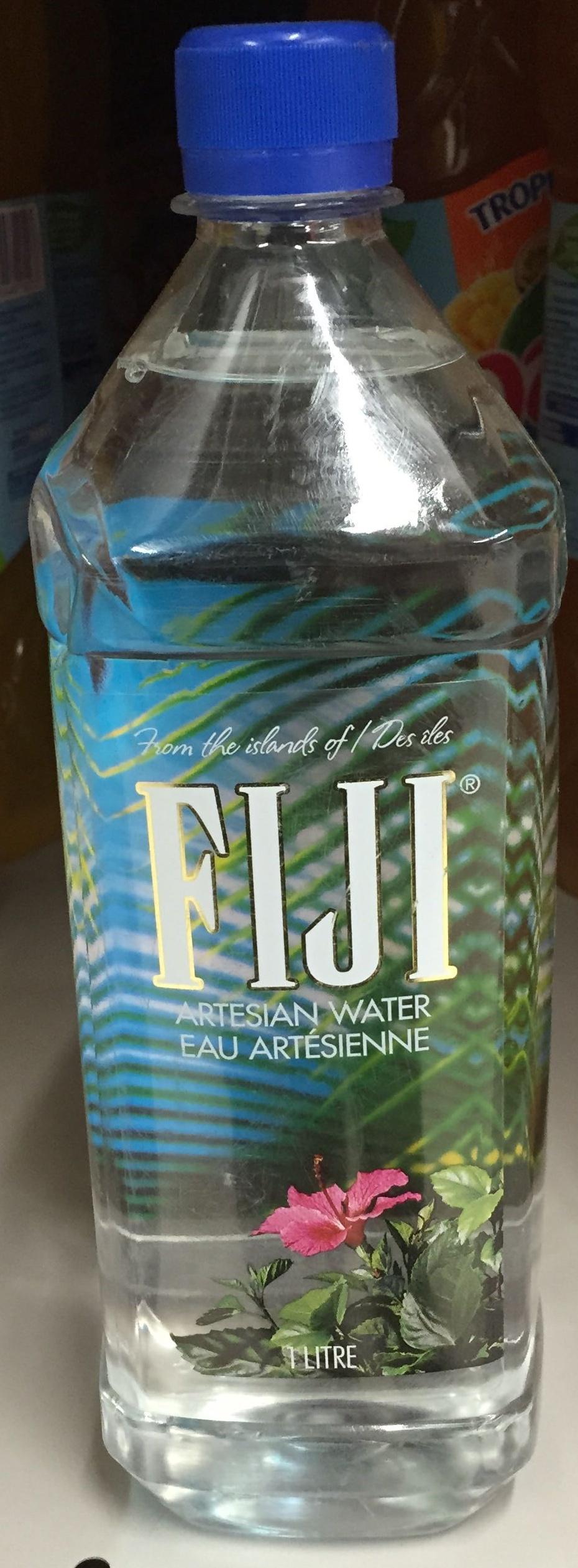 Fiji Water - Product
