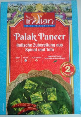Palak Paneer - Product