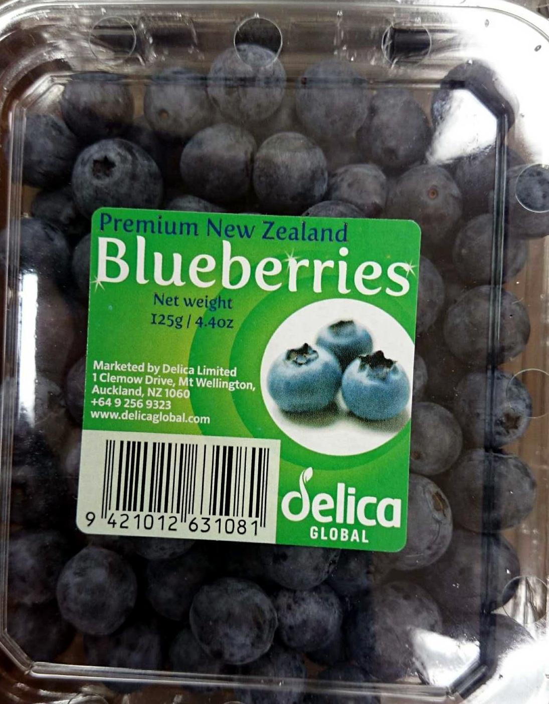 Blueberries - Produit - en