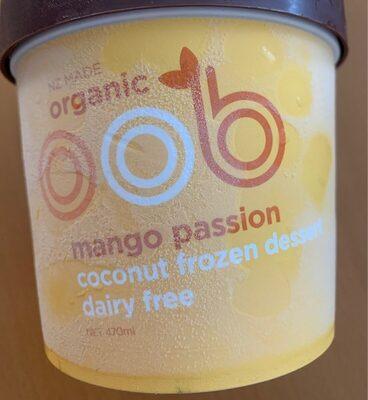 Mango passion coconut frozen dessert - Sản phẩm