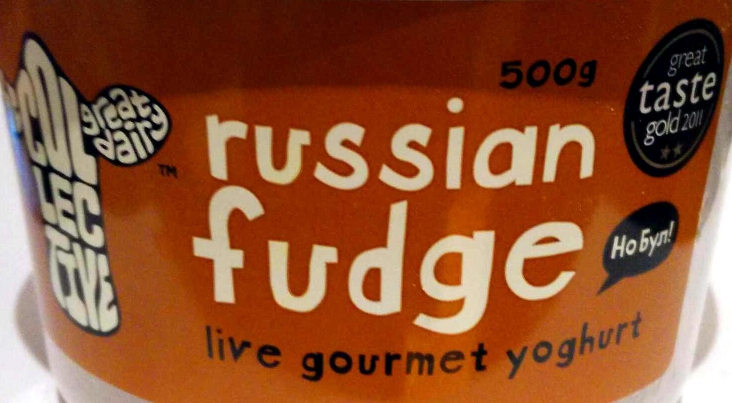 russian fudge - Produit