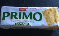 Primo crackers - Produit