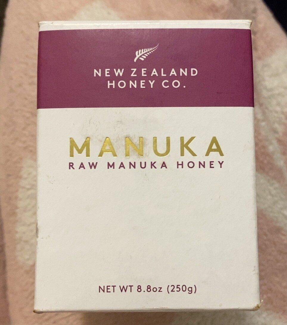 New zealand honey co - Product - fr