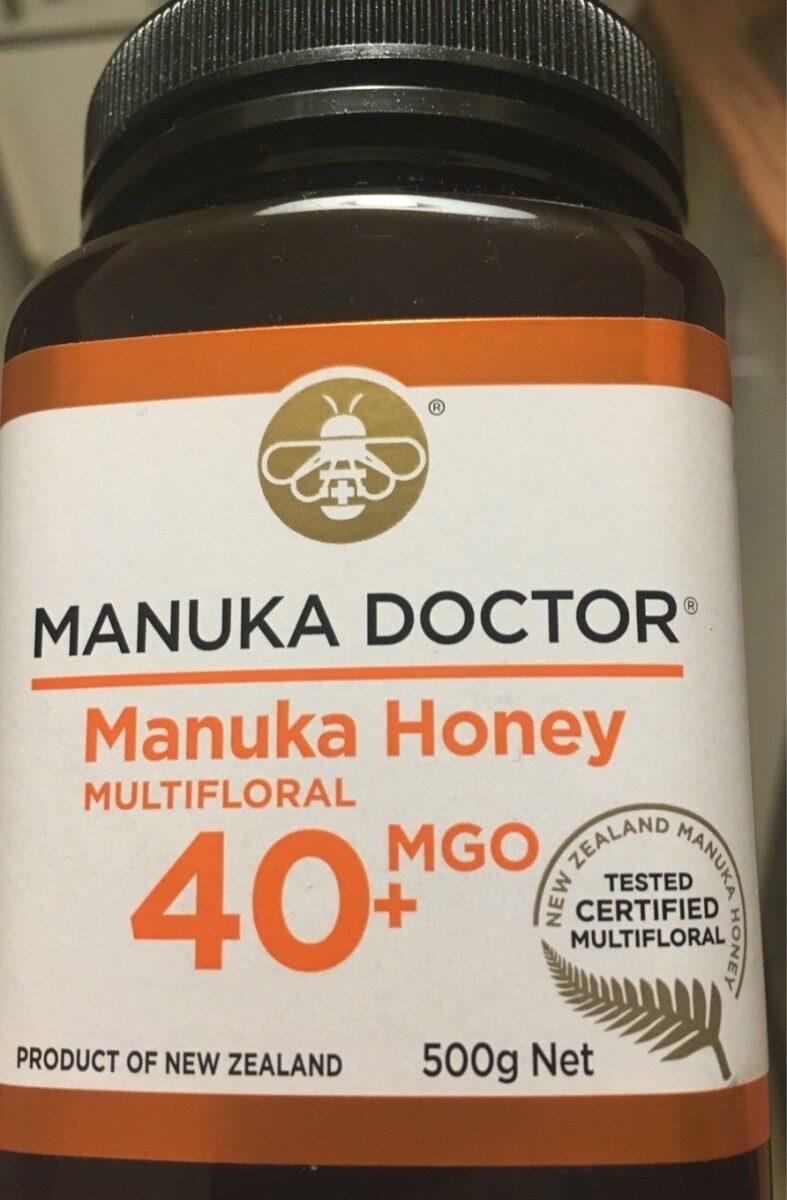 Manuka honey - Producto - es