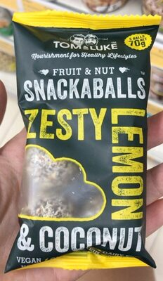 Fruit & Nut Snack ball - Product - fr