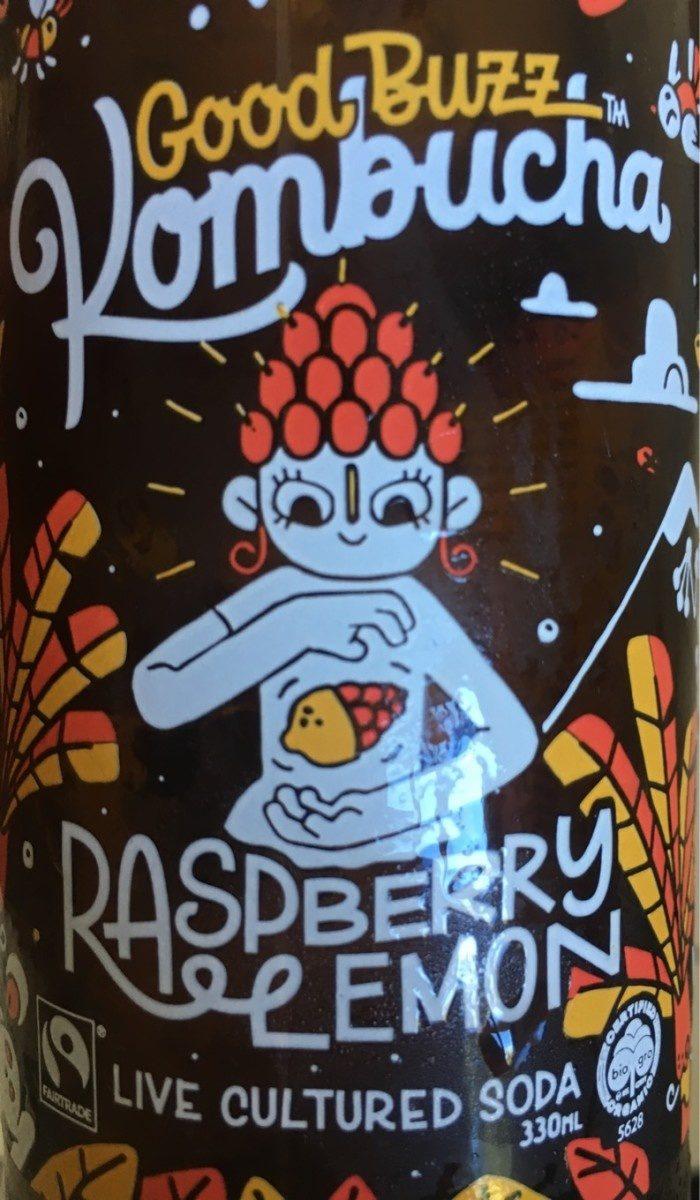 Raspberry Lemon - Produit