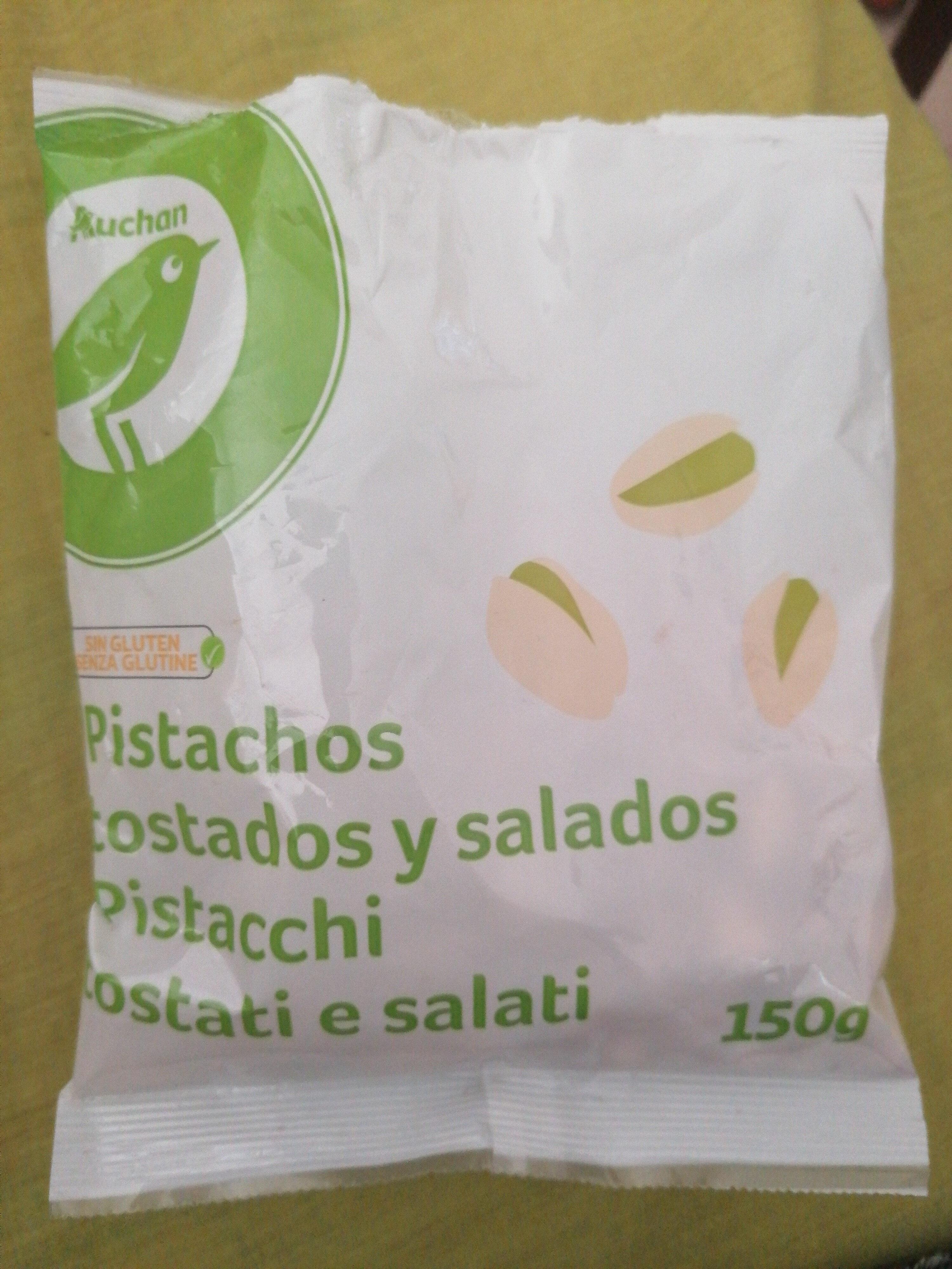 Pistachos salados tostados - Produit - es