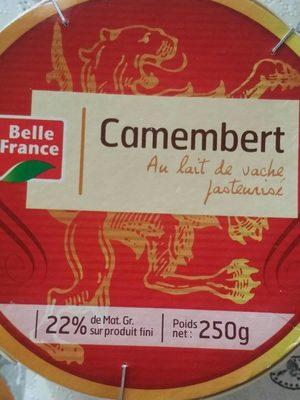 Camembert - Produit