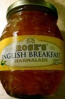 English Breakfast Marmalade - Product
