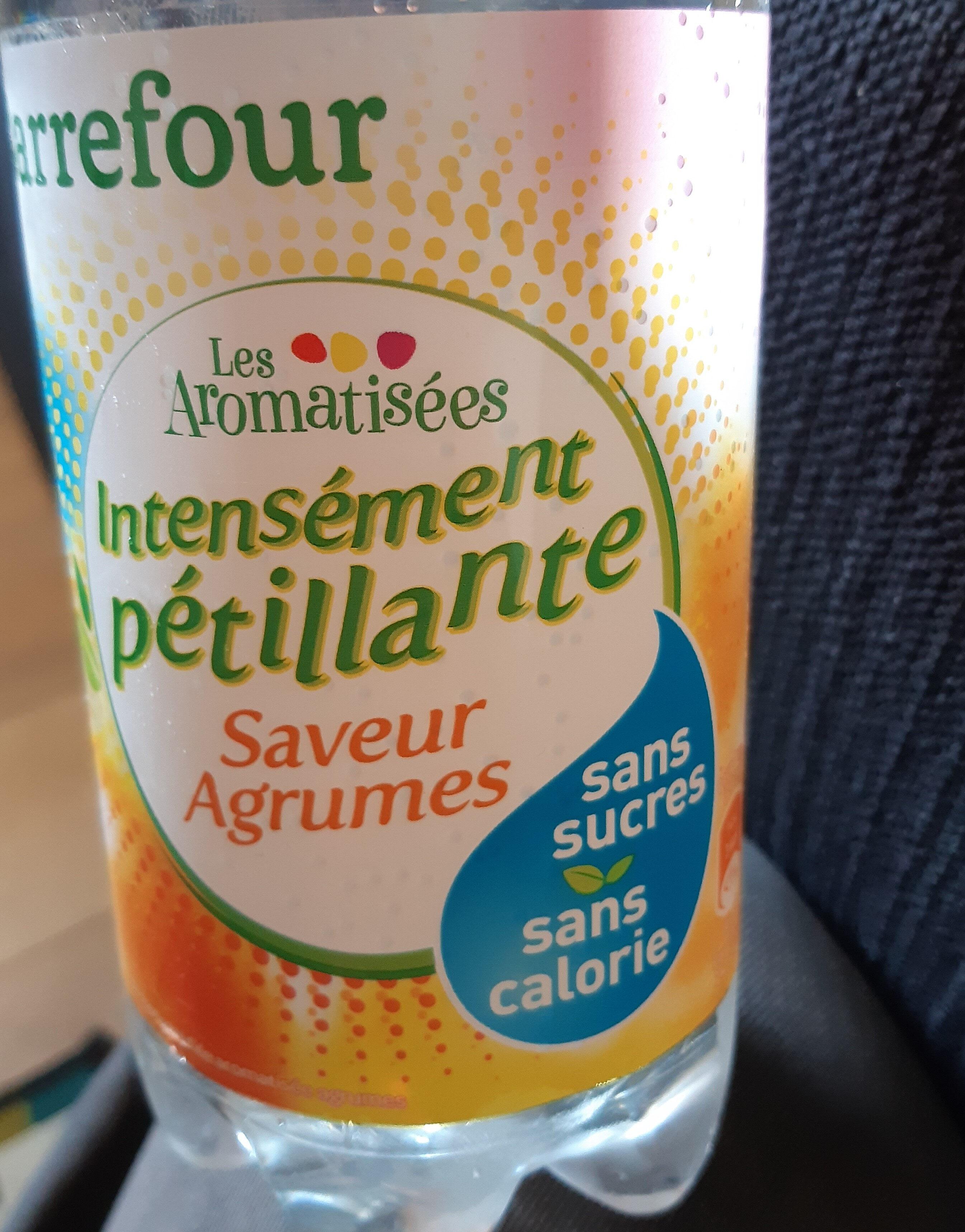 les aromatisées - Product - fr
