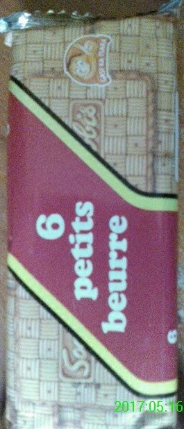 BISCUIT PETIT BEURRE - Product - fr