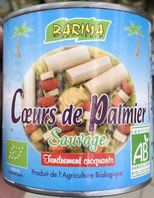 calorie Coeurs de Palmier sauvage