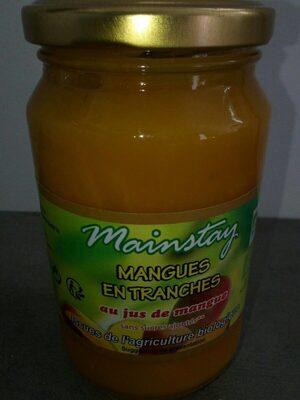 Mangue en tranches - Prodotto - fr