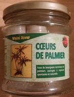Coeurs de palmiers - Product - en