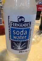 Soda Water - Product - fr