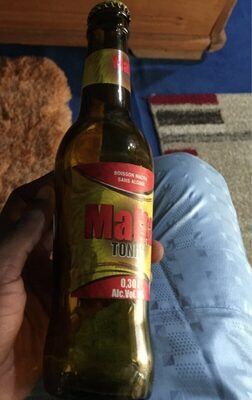 Malta tonic - Produit - fr