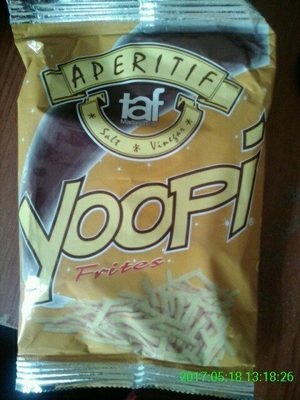 YOUPI Frites - Produit - fr