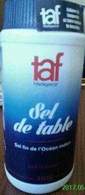 Sel de Table - Produit