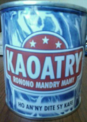 LAIT CONCENTRE KAOATRY - Produit