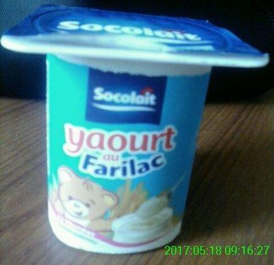 Yaourt au Farilac - Produit
