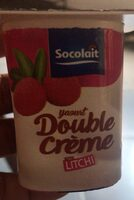Yaourt double creme - Produit - fr