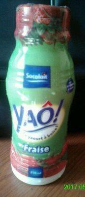 YAO Fraise - Produit - fr