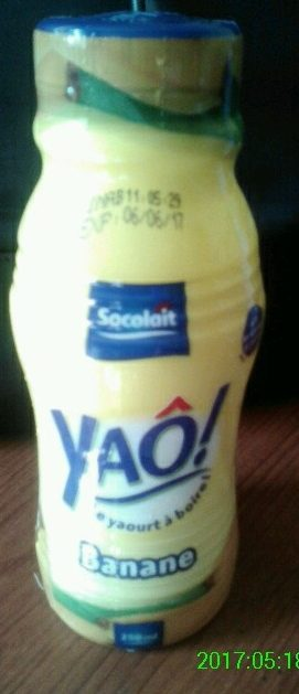 YAO Banane - Produit - fr