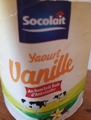 yaourt vanille - Produit - fr