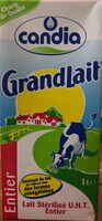 GrandLait - Product - fr