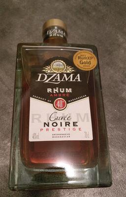 Dzama prestige cuvée noire - Product - fr