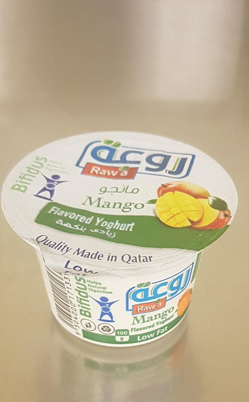 Rawa Mango Yoghurt - Product - en