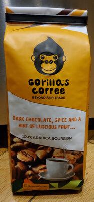 Gorilla's Coffee - Product - en