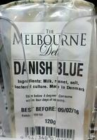 Danish Blue Cheese - Product - en