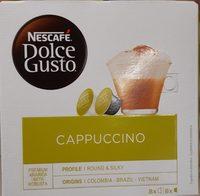 Cappuccino - Produit - fr