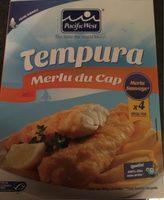 Tempura Merlu du Cap - Product - fr