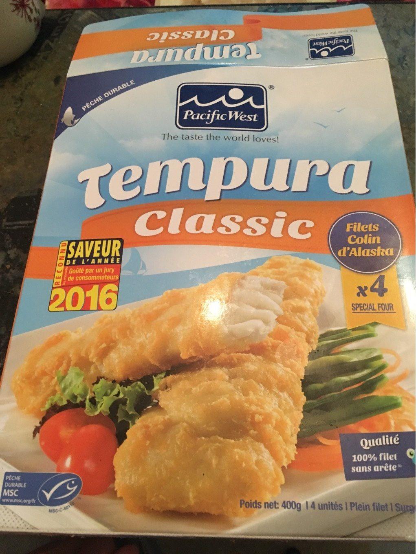 Tempura Classic - Product - fr