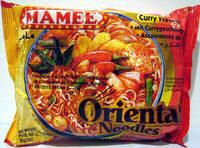 Nouilles orientales au curry - 85 g - Prodotto - fr