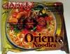 Nouilles orientales arôme de champignons - 85 g - Mamee - Product