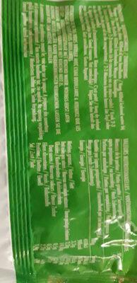 Nouilles instantanées saveur légumes - Ingrédients