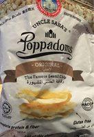 Poppadoms - Product